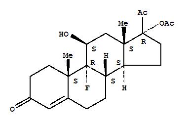 flugestone 17-acetate