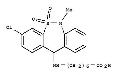 Tianeptine acid